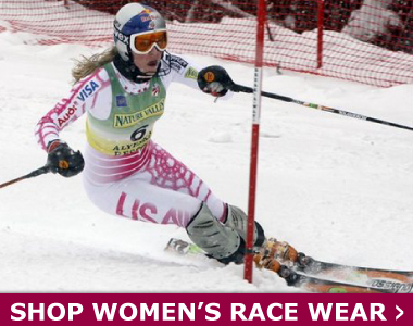 shop womens race wear