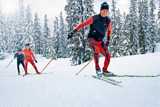 Sizing Guide for Cross Country Skis